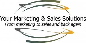 Your Marketing Sales Solution-With Tagline